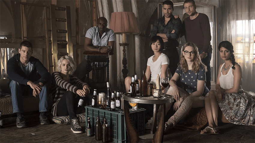 Episódio final de Sense8 pode ser lançado em fevereiro