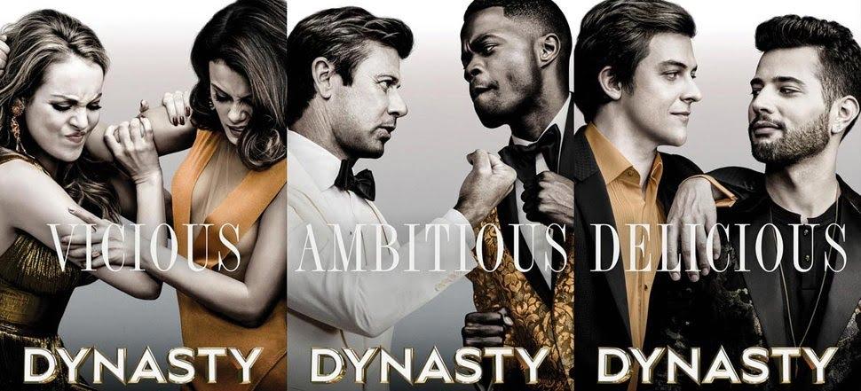 Dinastia: Uma série sobre luxo, poder e família