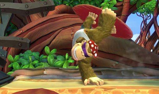 Donkey Kong Country: Tropical Freeze chegará ao Nintendo Switch