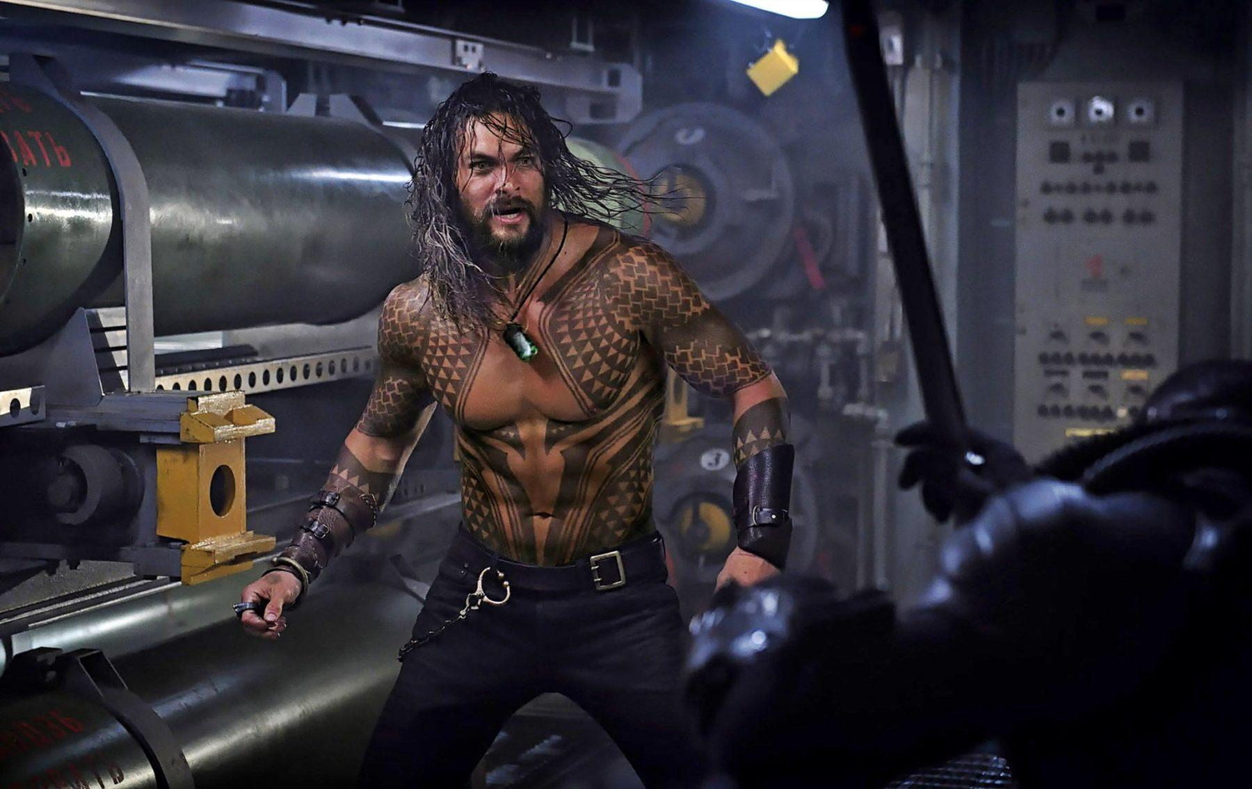 James Wan assume culpa pela falta de um trailer para Aquaman
