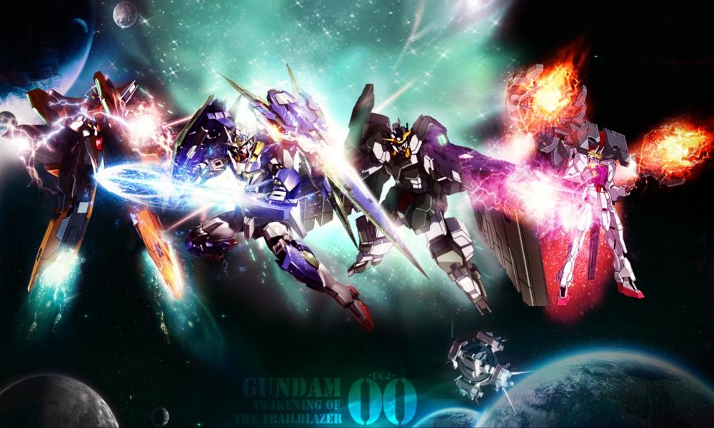 Gundam 00 | 3° temporada do anime é anunciada!