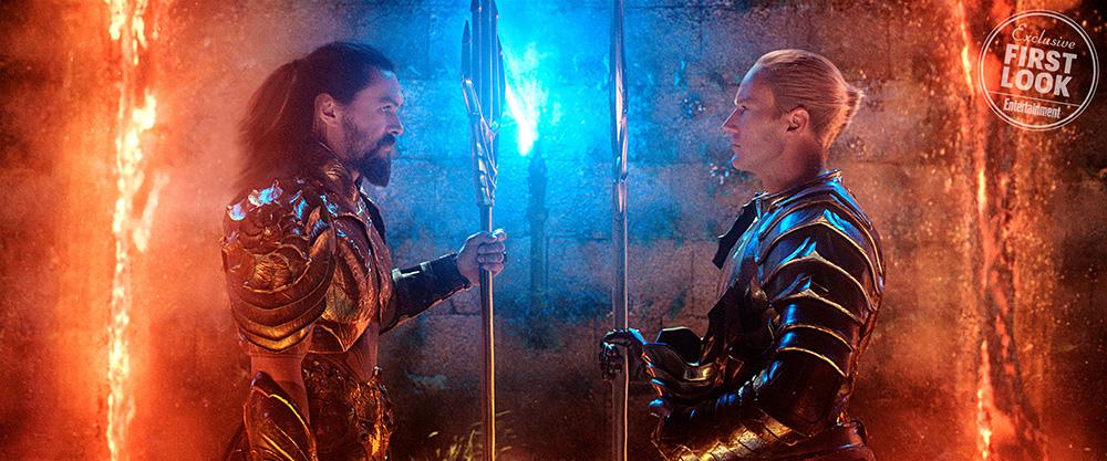 Aquaman | Primeiras imagens do filme são reveladas. Confira