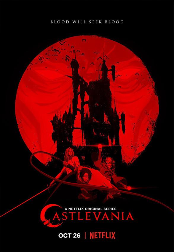 Castlevania | Série ganha novo poster promocional da 2ª temporada