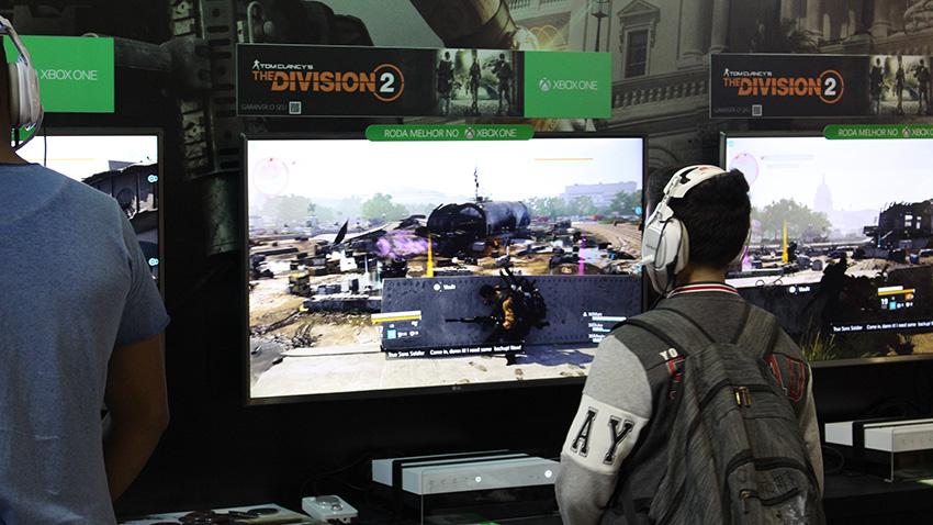 BGS 2018 | Destaques da maior feira gamer da América Latina - Parte 3