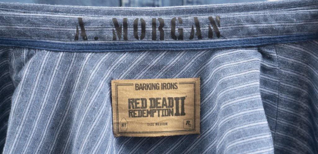 Red Dead Redemption 2   Confira a linha de roupas inspirada no game