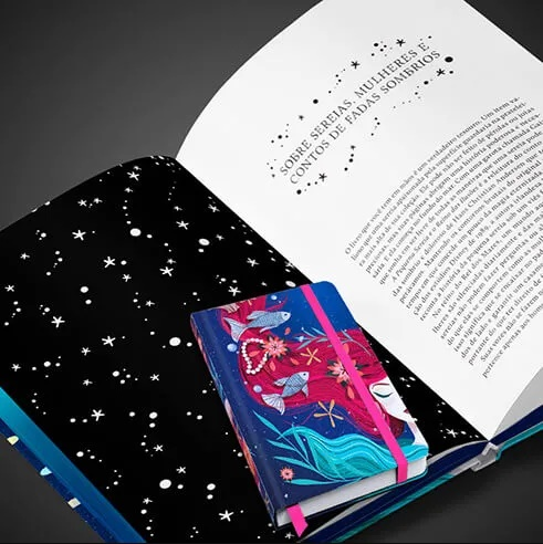A Pequena Sereia | DarkSide Books lançará releitura do conto de fadas