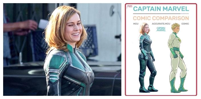 """Reclamaram também do fato da atriz """"não sorrir"""" em cena..."""