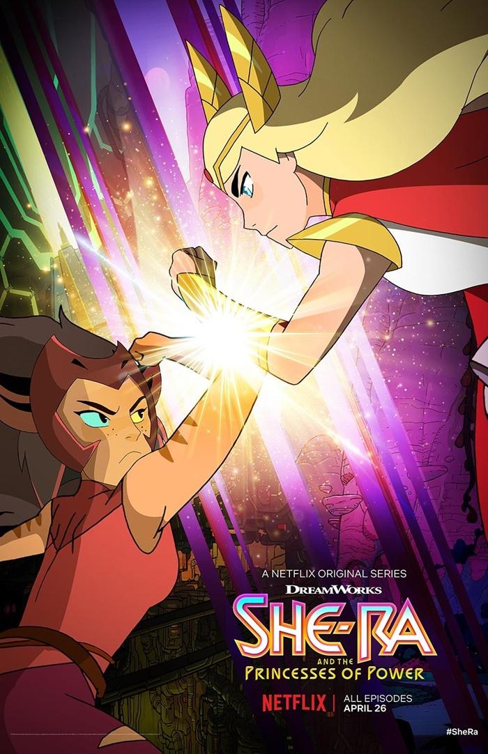 She-Ra e as Princesas do Poder   Divulgado pôster da segunda temporada