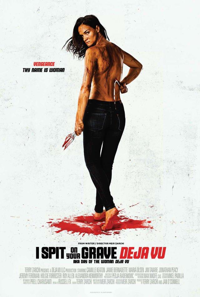 Doce Vingança: Deja Vu   Confira o trailer do novo filme da franquia
