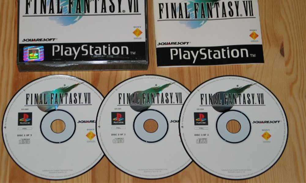 Final Fantasy VII   Clássico chega a um console da Nintendo após 22 anos