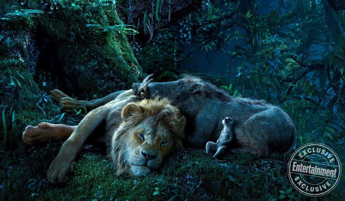 O Rei Leão   Confira novas fotos incríveis dos personagens no live-action