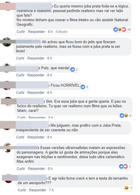 O Rei Leão   Aparência de Scar revolta fãs e gera discussão sobre live-action