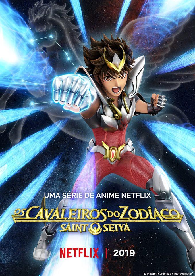 Em meio a críticas, série Cavaleiros do Zodíaco ganha data de estreia na Netflix