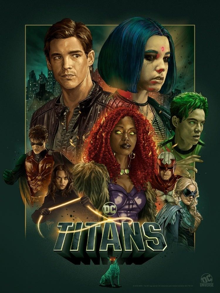 Titans   Krypto aparece em novo pôster e indica novidades para 2ª temporada