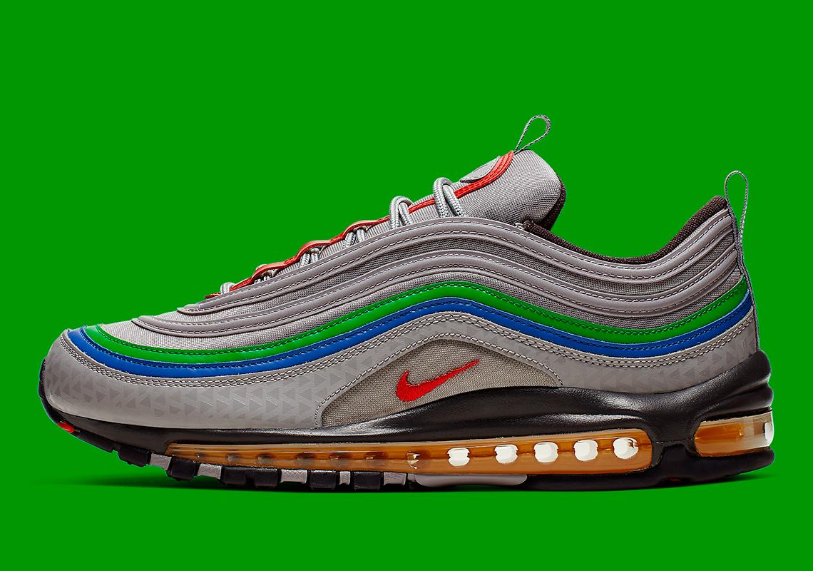 Nike traz uma edição especial do Air Max 97