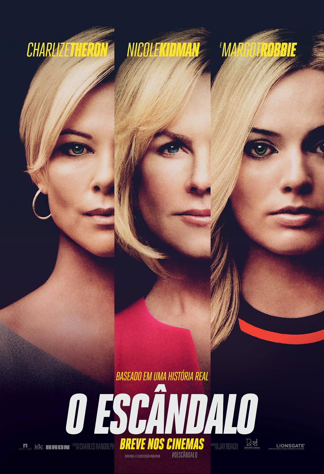 O Escândalo   Drama baseado em fatos reais ganha trailer completo
