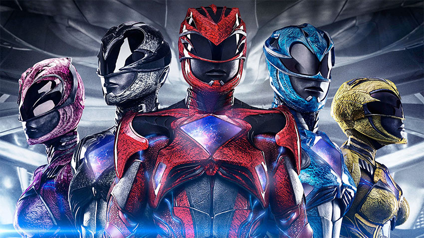 Filme dos Power Rangers de 2017