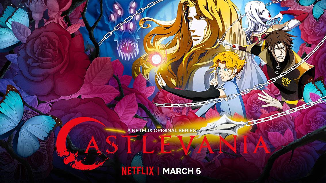 Castlevania | 3ª temporada ganha nova imagem promocional