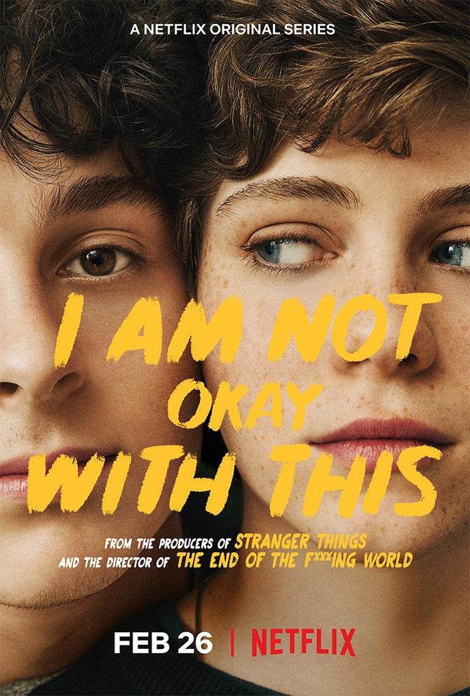 I Am Not Okay With This   Nova série da Netflix ganha trailer e data de estreia