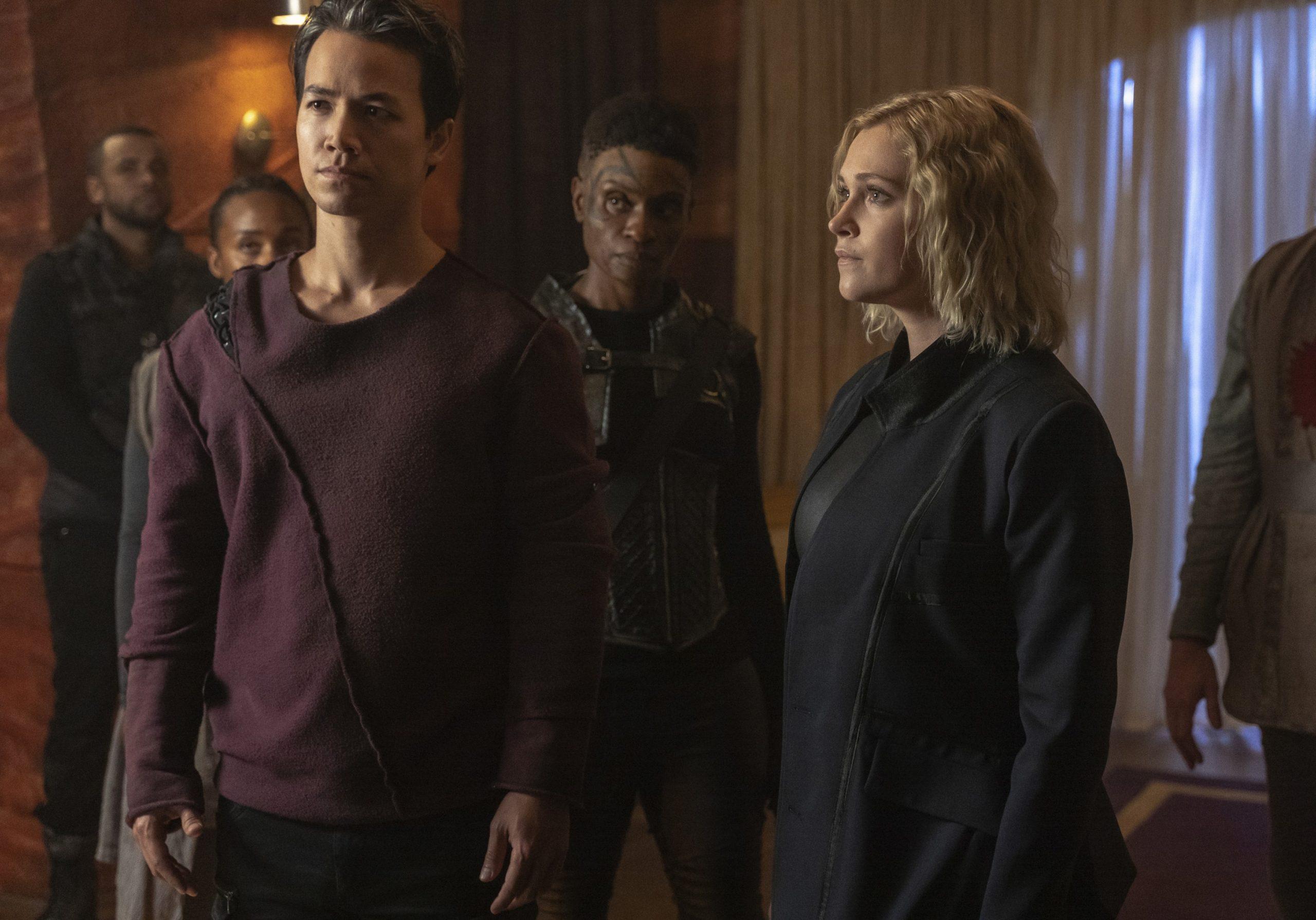 The 100 | Confira o trailer da última temporada da série