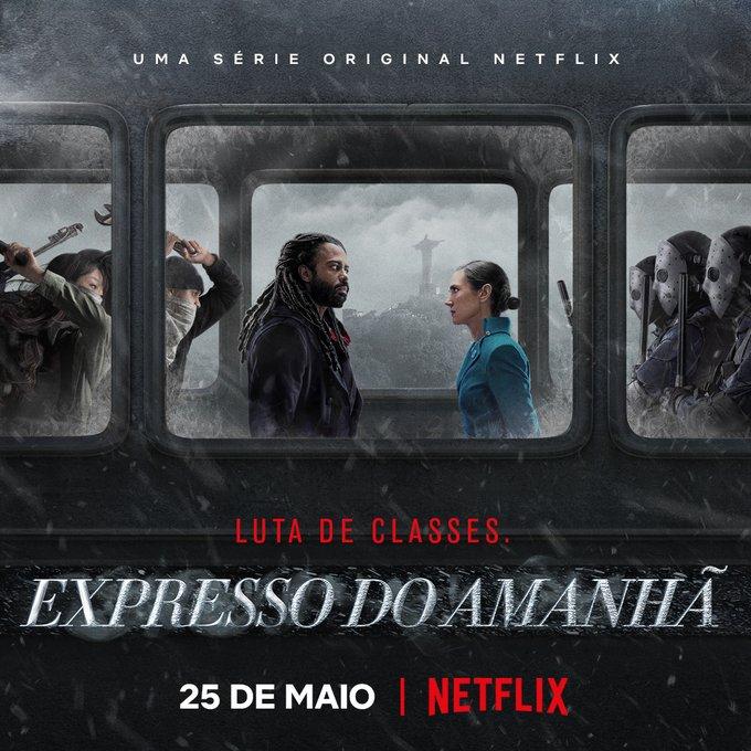 Expresso do Amanhã | Confira o teaser da nova série da Netflix