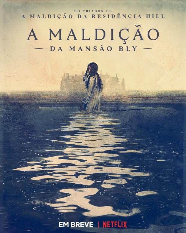 A Maldição da Mansão Bly ganha trailer oficial e data de estreia