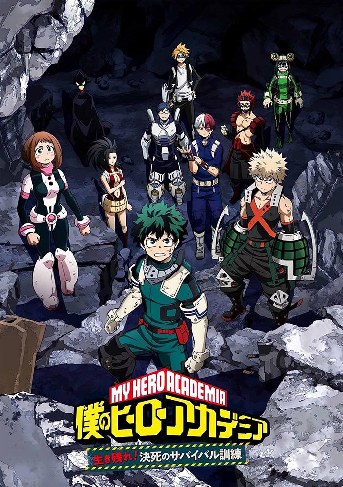 My Hero Academia | Anime ganhará OVA neste mês de agosto