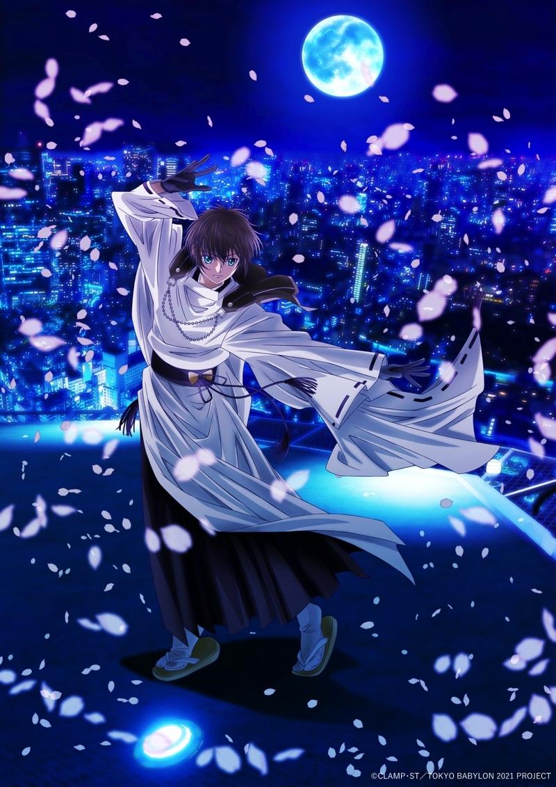 Tokyo Babylon | Remake do anime é anunciado e ganha 1º teaser