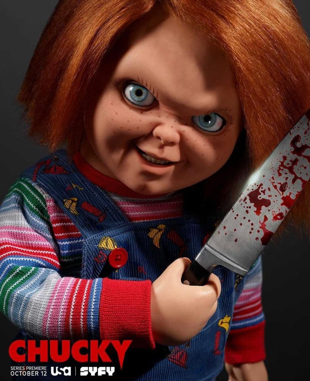 Série Chucky ganha teaser assustador e data de estreia é revelada